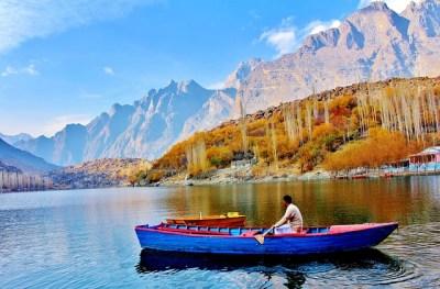 Tree Lake Pakistan · Free photo on Pixabay