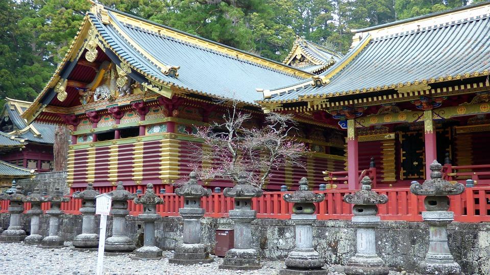 nikko toshogu Japan