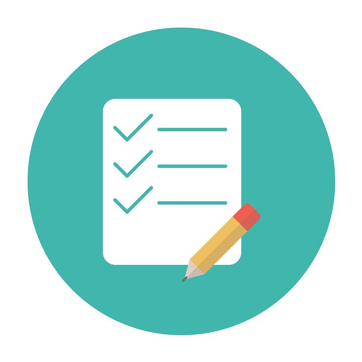 List Icon Symbol Free Vector Graphic On Pixabay
