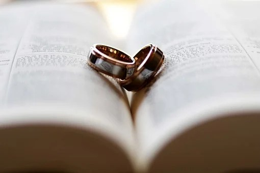 Ring, Wedding, Love, Bible, Wed