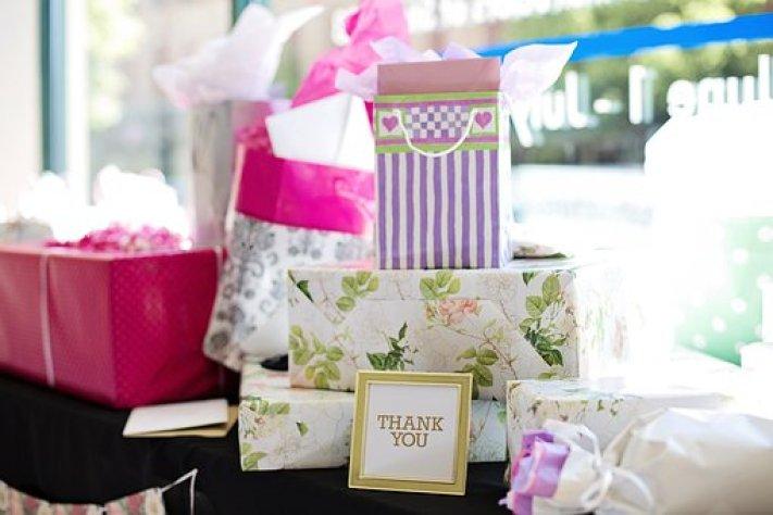 ギフト, プレゼント, ブライダル シャワー, 結婚式のシャワー, 祝賀