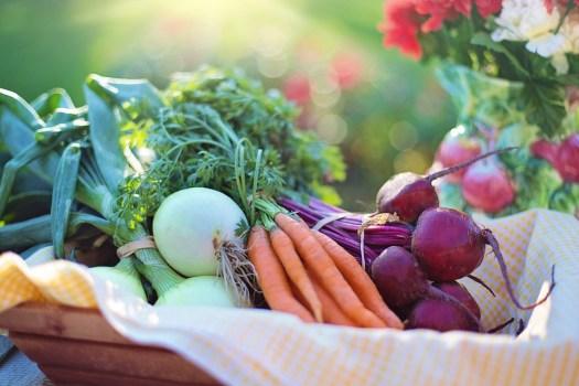 Verdure, Cipolle, Carote, Barbabietole, Cibo, Sano