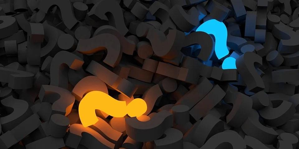 質問マーク, 杭, 質問, シンボル, ヘルプ, 情報, 知識, 3 D, アイデア, 回答, 支援, 戦略