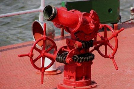 Fire Hose, Pump, Water, Fire, Equipment