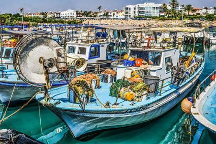 Fishing Boat, Reflections, Harbor, New Europe Flights, GoGo Travel LLC, Travel Agent, Travel Consultant