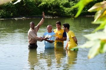キューバ, 川, バプテスマ