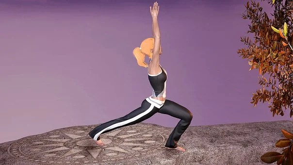 Yoga, Exercise, Woman, Sport, Relaxation