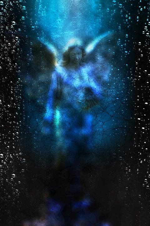 Angel, Spirit, Holy, Angelic, Religion, Spiritual