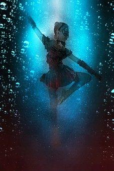 Ballet, Dancer, Performance, Elegance