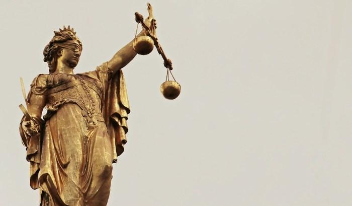 Justitia, Göttin, Göttin Der Gerechtigkeit