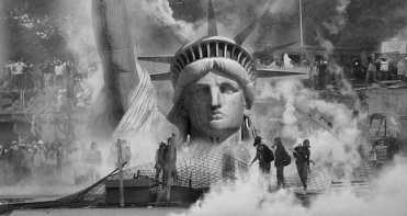 The Statue Of Liberty, Violence, Anarchy