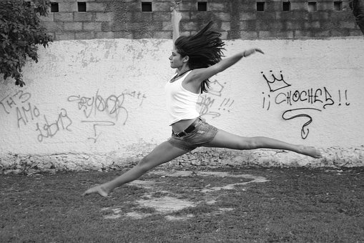 People, Girl, Split, Dance, Exercise