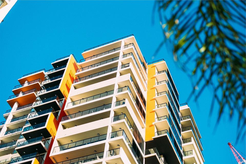Buildings, Condos, Apartments, Architecture, Balconies