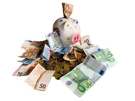 Finance, Money, Save