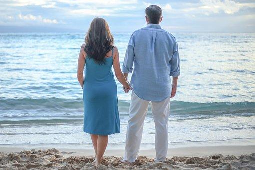 언약의 사랑, 결혼, 바다 커플