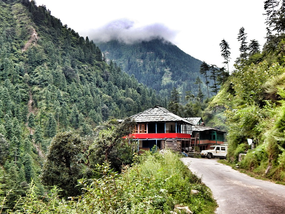 Tirthan Valley, Great Himalayan National Park