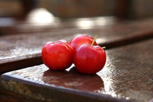 Acerola, Fruta, Vitamina