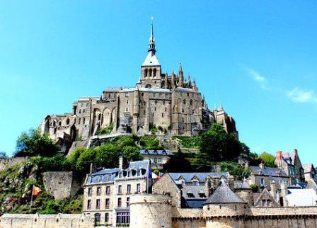 Mont Saint-Michel, France, Michel, Mont