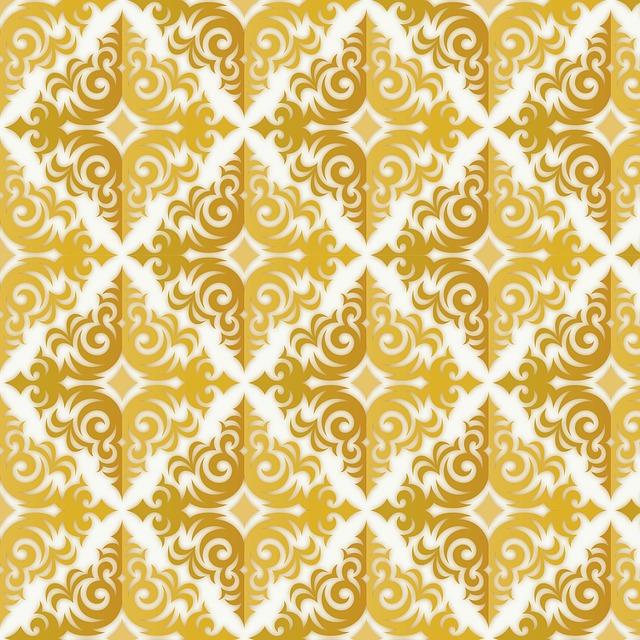 Gold Pattern Wallpaper Free Image On Pixabay