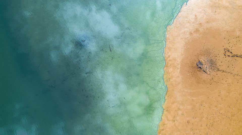 海, 水, 休日, 青, 背景, 自然, ビーチ, 海岸, 休暇, ターコイズ, 空撮, 冷壁紙