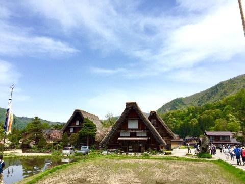 Shirakawa-go Gifu