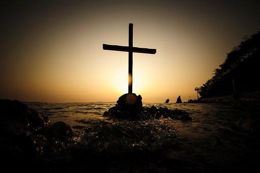 Sea, Sunset, Beach, Glow, West Coast, grace