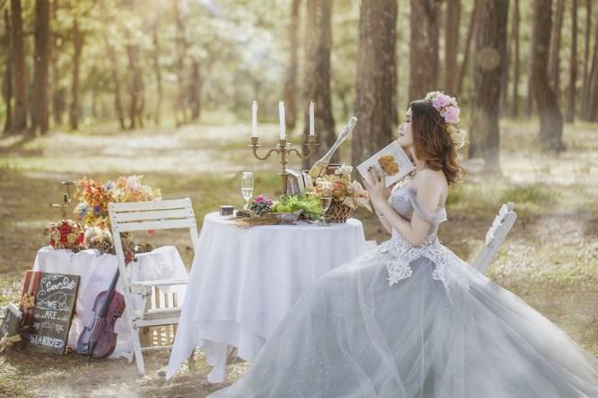 Casamento, Noiva, Ásia, Linda, Vietnã, Natural