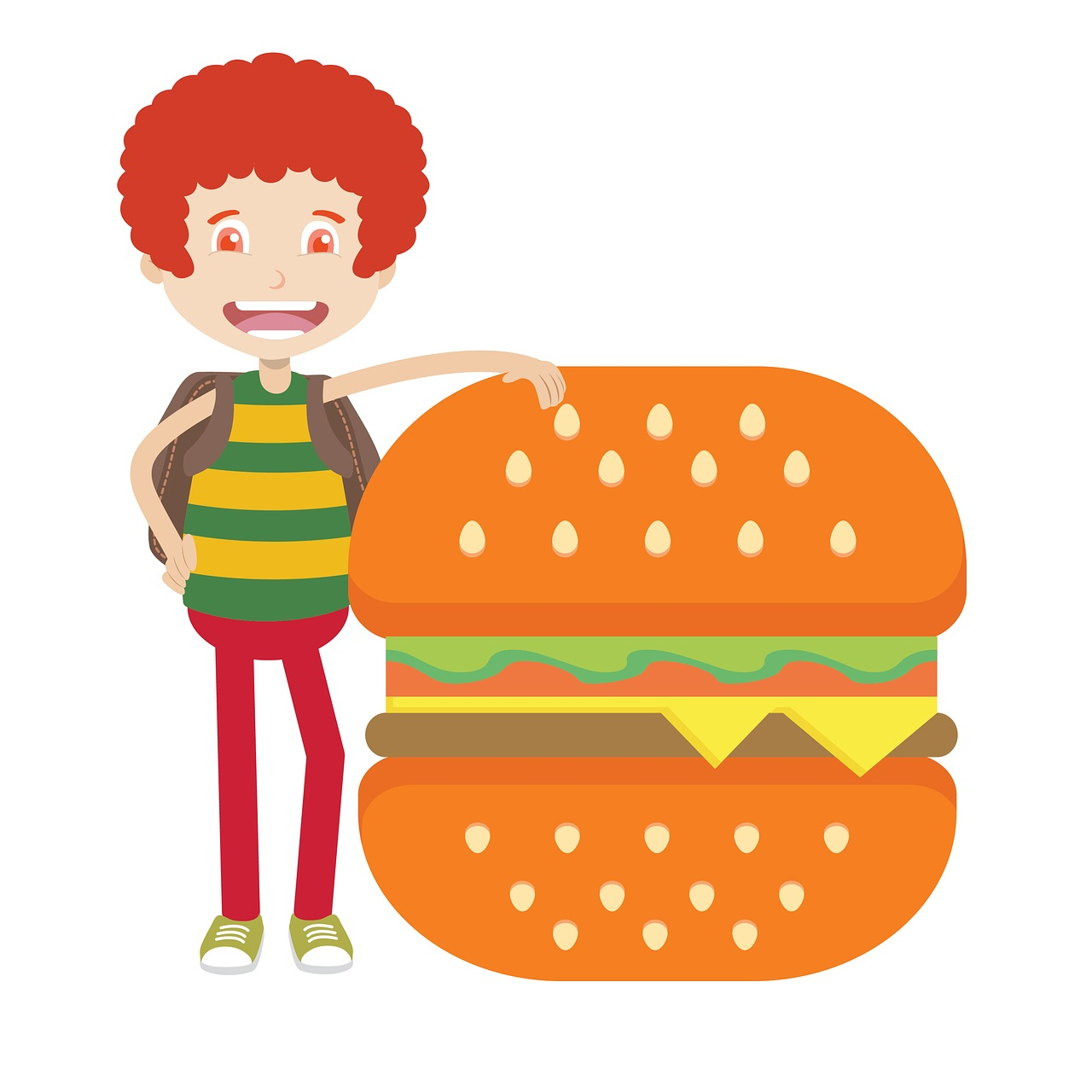 Fast Food Hamburger Junk Free Image On Pixabay
