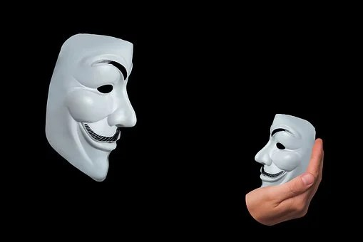 Self-Knowledge, Mask, Anonymous