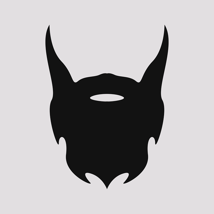Beard Vector Mustache Free Vector Graphic On Pixabay