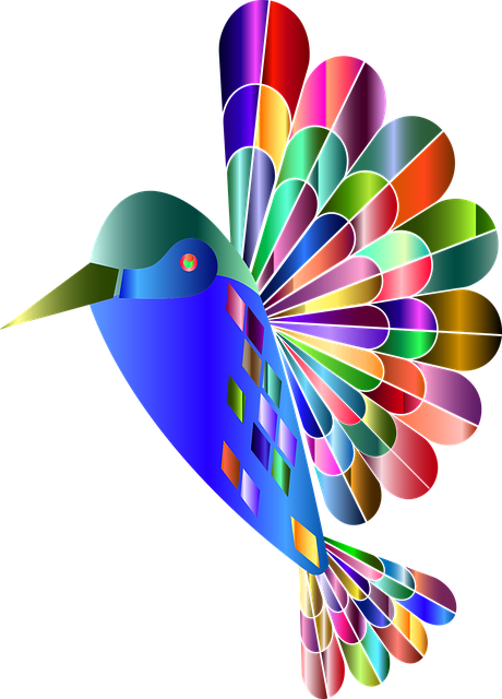 Hummingbird Animal Bird Free Vector Graphic On Pixabay