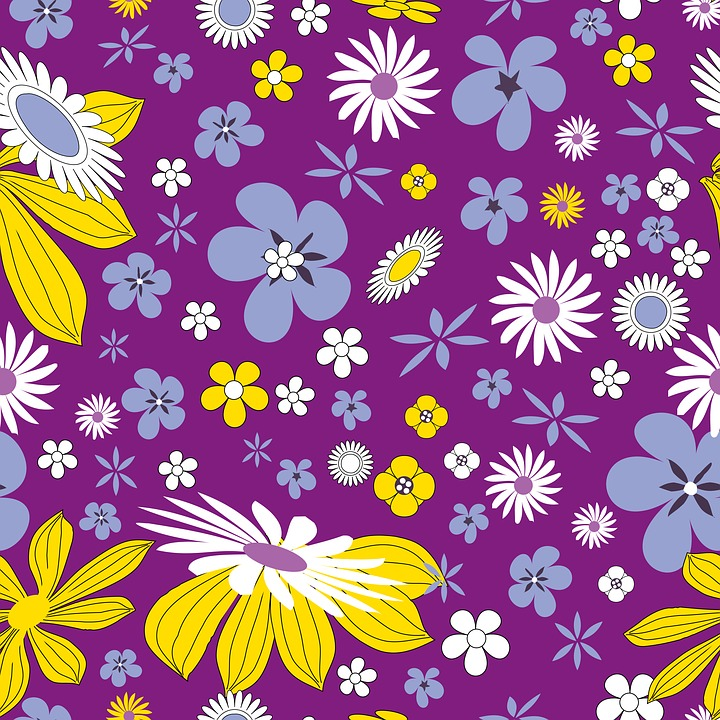 Floral Flowers Wallpaper Free Image On Pixabay