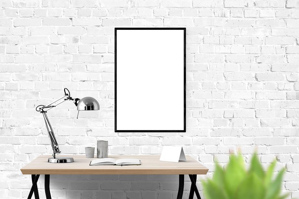 Poster Mockup Decor Free Photo On Pixabay