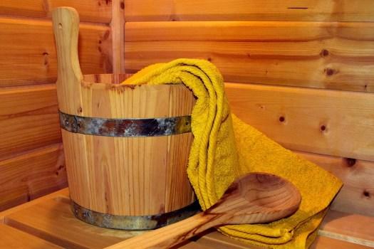 Sauna, Relax, Sauna In Legno, Benessere, Godetevi