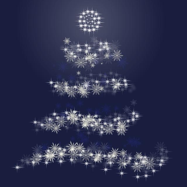 Christmas Tree Star Free Image On Pixabay