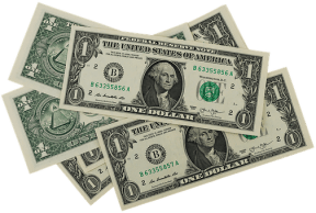 Dollar, Bank Note, Banknote, Currency