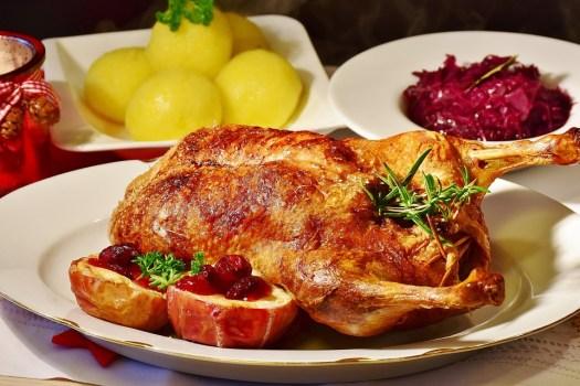 Anatra, Anatra Arrosto, Cucina, Fry, Barbecue, Fried