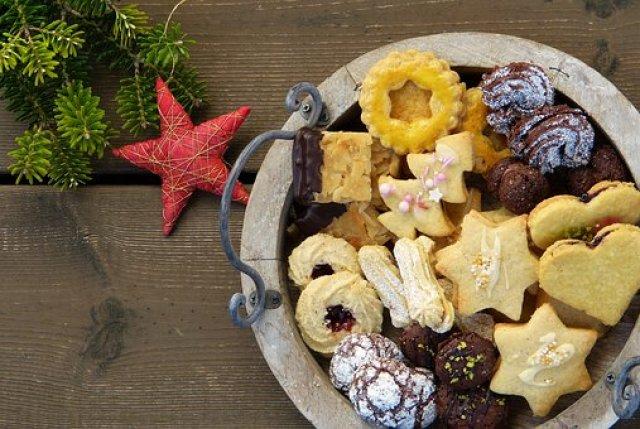 Weihnachtsplätzchen, Kekse