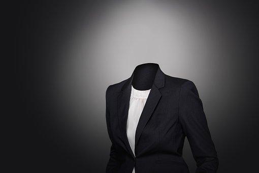 Suit, Business, Sw, Women, Attractive