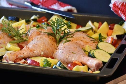 Pollo, Raw, Forno, Alimentari, Mangiare, Fresco, Cuoco