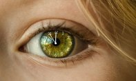 Auge, Zeit, Fünf, Vor, Zwölf