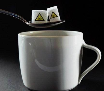 сахар и чай