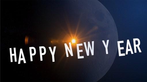 Nieuwjaar, Groet, 2018, New Year'S Day, Sylvester