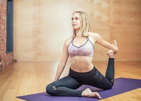 Yoga, Fitness, Exercise, Health, Body
