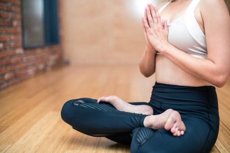 ヨガ, 運動, フィットネス, 女性, 健康, 強度, 体, 緩和, スポーツ, 瞑想, 重量