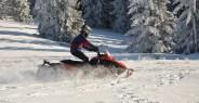 Neve, Inverno, Sport, Azione, Gatto Delle Nevi