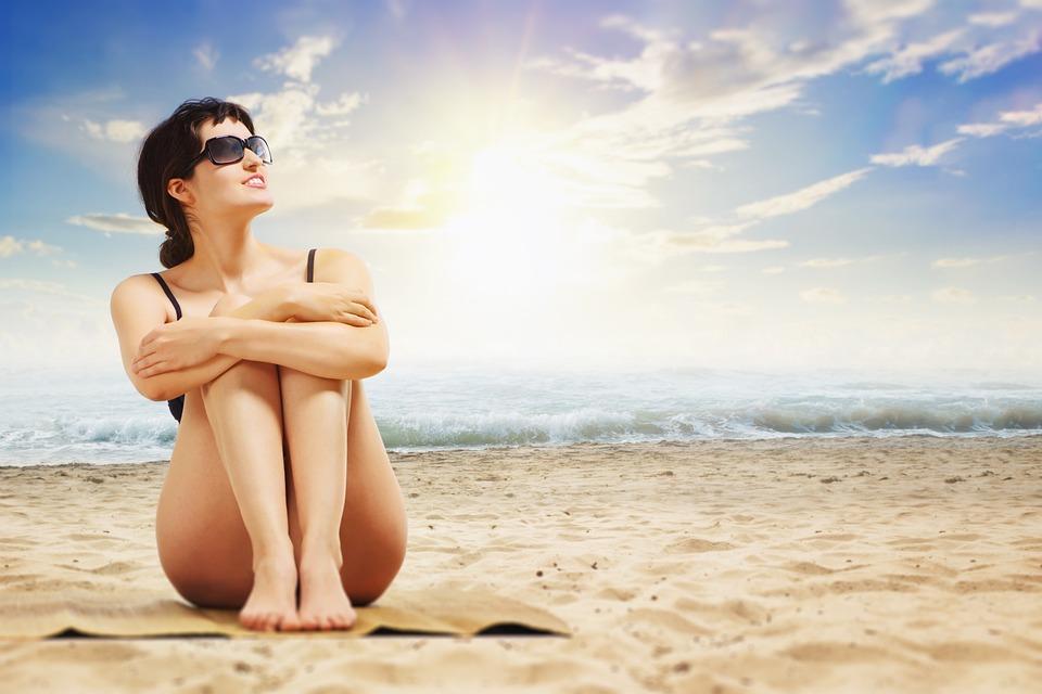 ビーチ, 海, 砂, 水, 夏, 旅行, リラックス, 楽園, 島, 観光, ホット, 太陽, 熱帯, 休日