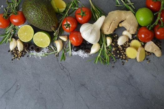 Alimentari, Frutta, Verdure, Sano, Pomodoro, Paprika