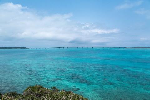 sea Okinawa island