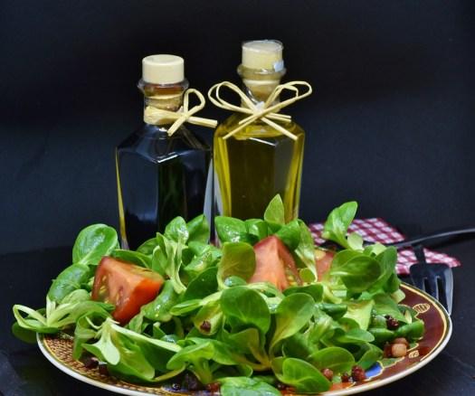Valeriana, Rucola, Bacon, Pancetta Tagliata A Dadini